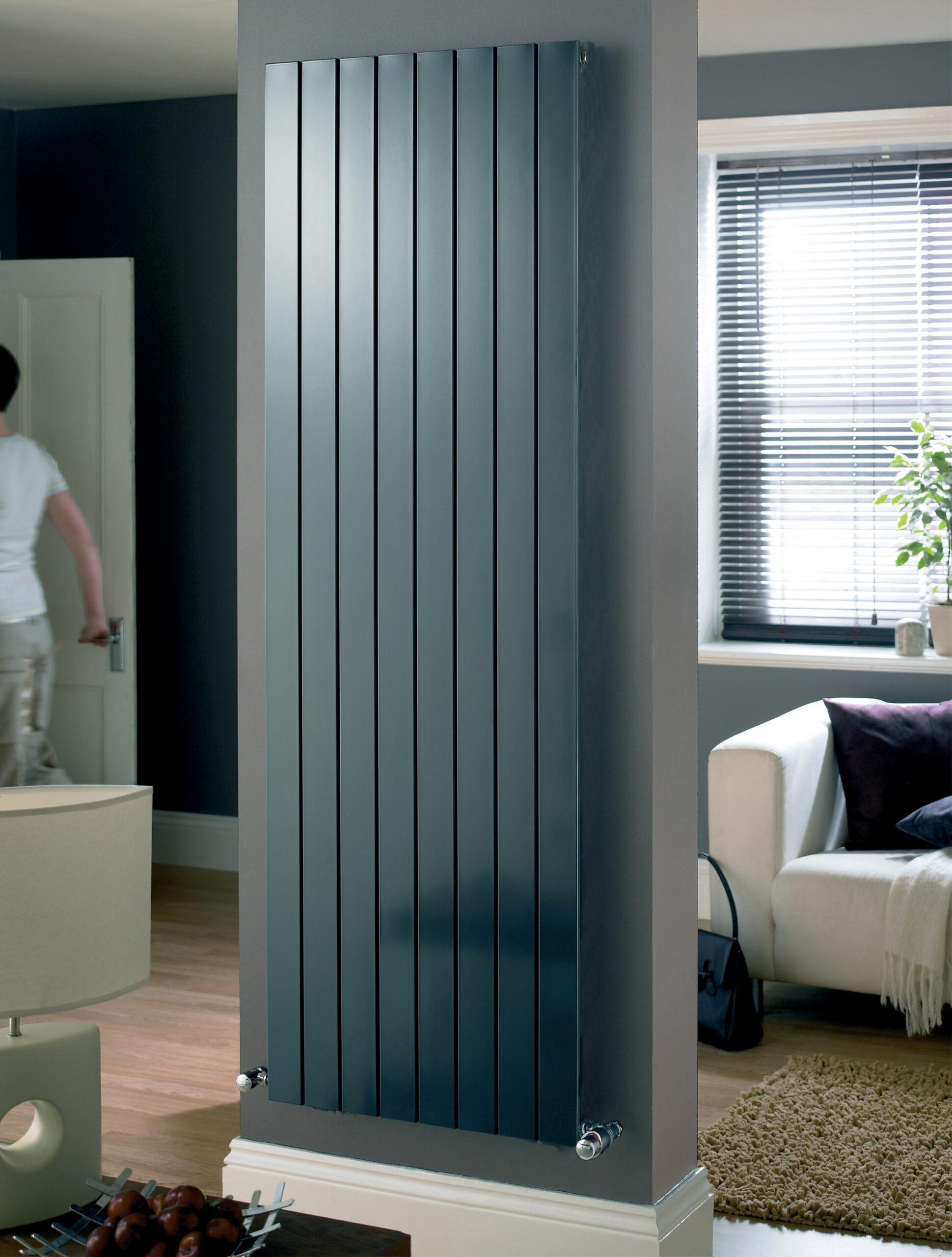 radiator ideas - Mars Single Vertical Designer Radiator