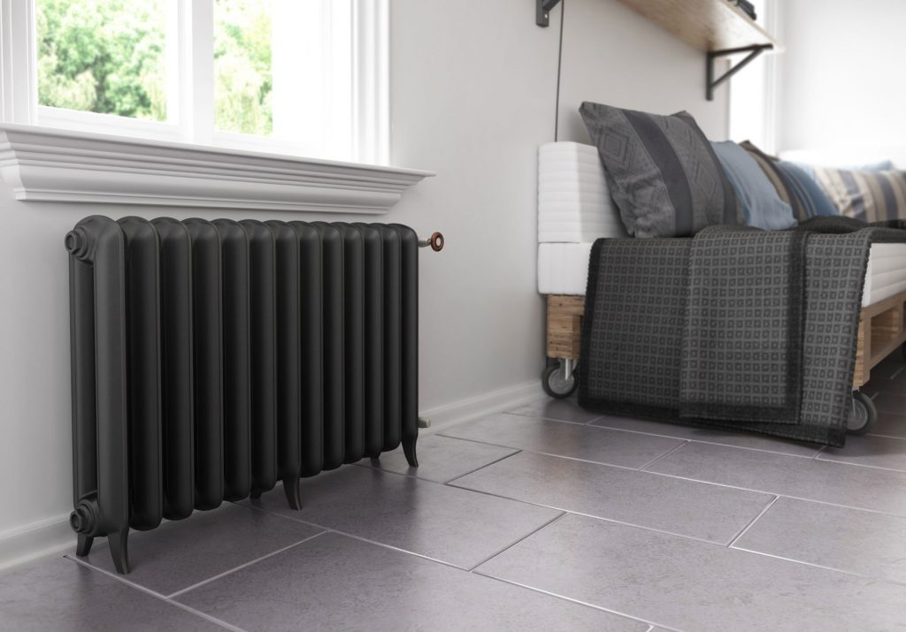Why cast iron period radiators are perfect for a period home?