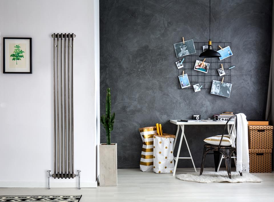 radiator for study
